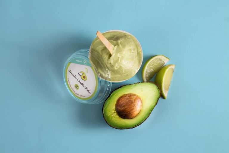 Avocado Limette Kokos