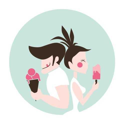 Logo Bildmarke CMYK